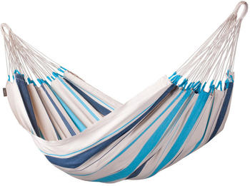 La Siesta Caribena Singlehängematte aqua blue