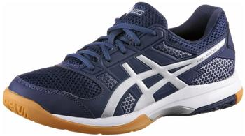 Asics Gel-Rocket 8 indigo blue/silver/white