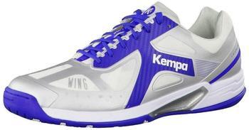 Kempa Fly High Wing Lite silver grey/royal