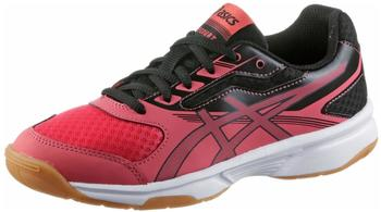 Asics Upcourt 2 GS rouge red/dark grey/black
