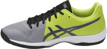 Asics Gel-Tactic aluminum/dark grey/energy green