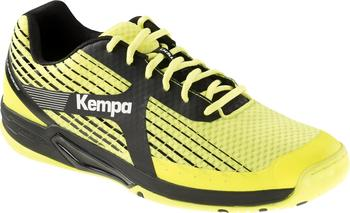Kempa Wing Caution fluo yellow/anthra/black