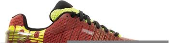 Kempa Attack Two Contender tomato red/black/fluo yellow