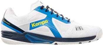 Kempa Wing Lite white/fair blue/navy