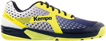 Kempa Wing navy/white/fluo yellow