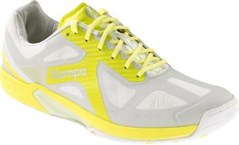 Kempa Wing Lite Women Caution light gray/white/fluo yellow