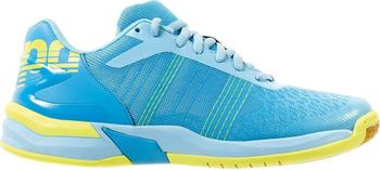 Kempa Attack Contender Women cyan/ice blue/fluo yellow