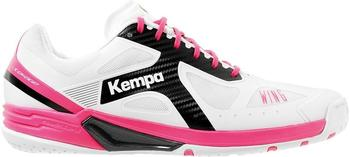 Kempa Wing Lite Women white/black/pink