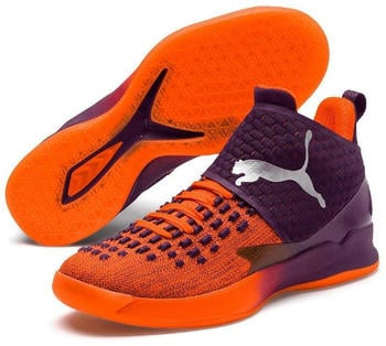 Puma Rise XT Fuse 1 orange/shadow purple/white