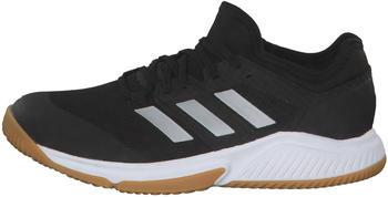 Adidas Court Team Bounce core black/silver metallic/cloud white