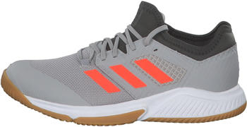 Adidas Court Team Bounce grey two/signal coral/grey six