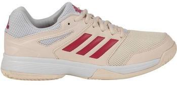 Adidas Speedcourt Damen weiß/rosa (FU8325)