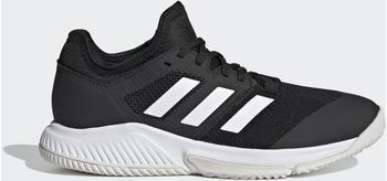 Adidas Court Team Bounce Core Black/Cloud White/Silver Metallic