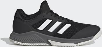 Adidas Court Team Bounce Core Black/Cloud White/Grey Four