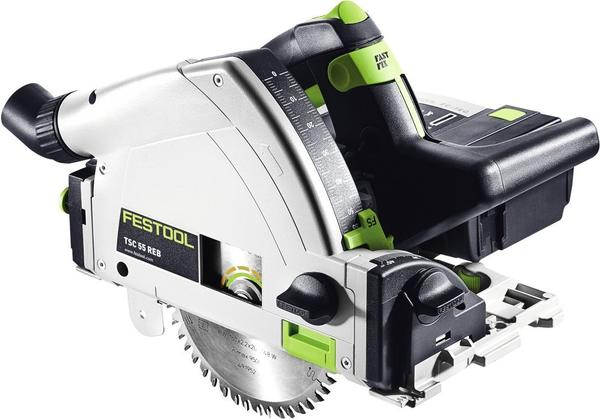 Festool TSC 55 Li 5,2 REB-Plus/XL