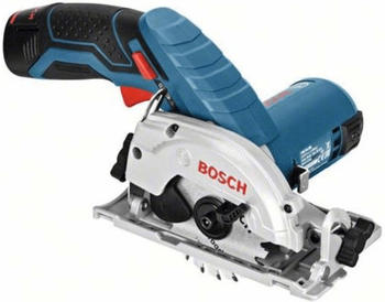 Bosch GKS 10,8 V-LI Professional 2 x 2,0 Ah + L-Boxx (0 601 6A1 000)
