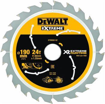 DeWalt XR Extreme Runtime 190x30x24 WZ/FZ (DT99562)