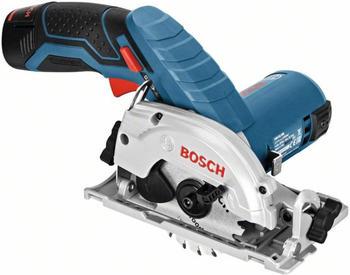 Bosch GKS 12V-26 Professional (2x 3,0 Ah Akku + Ladegerät) in L-Boxx