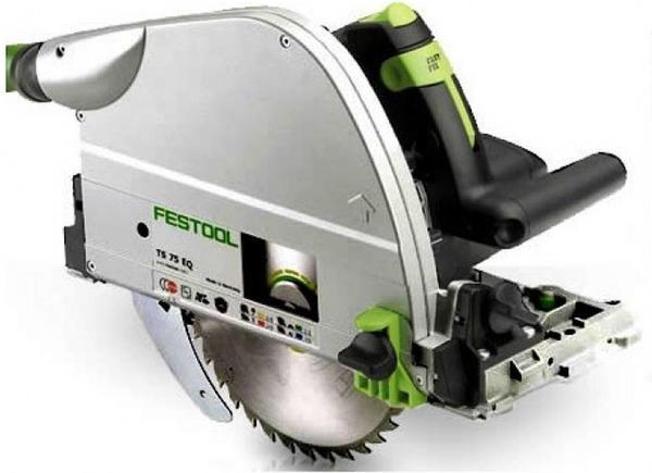 Festool Tauchsäge TS 75 EBQ-Plus (561436)