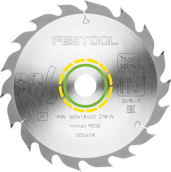 Festool W18 (500458)