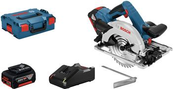 Bosch GKS 18V-57 G Professional (2x 4,0 Ah in L-Boxx)