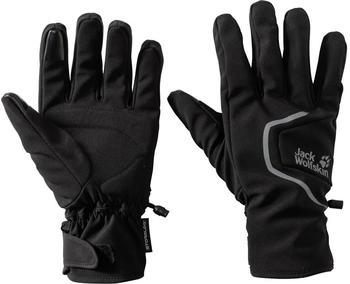 Jack Wolfskin Stormlock Glove black
