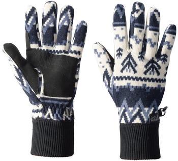 Jack Wolfskin Scandic Glove Women midnight blue all over