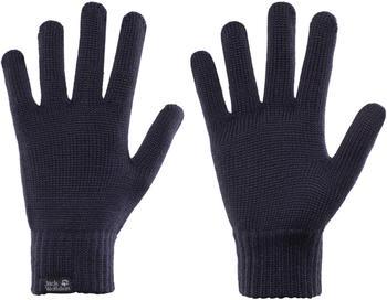 Jack Wolfskin Milton Glove night blue