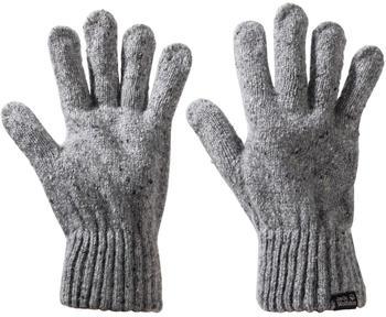 Jack Wolfskin Merino Glove slate grey