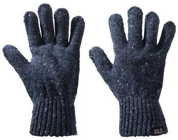 Jack Wolfskin Merino Glove night blue