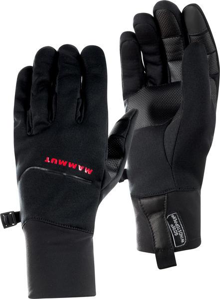Mammut Astro Gloves black