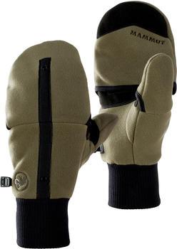 Mammut Shelter Gloves iguana