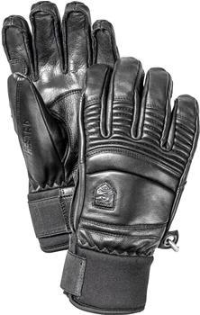 Hestra Leather Fall Line black (31470)