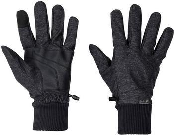 Jack Wolfskin Men Winter Travel Glove Men black