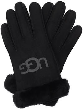 UGG Australia Sheepskin Logo Glove (18691) black