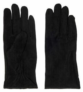 Only ONLSILLE LEATHER GLOVES CC (15207153) black