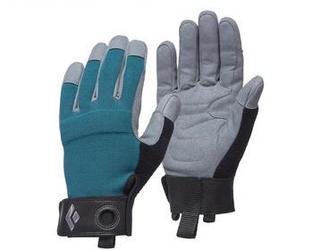Black Diamond Crag Gloves ranging sea