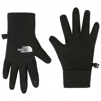 The North Face Etip Recycled Glove black/white