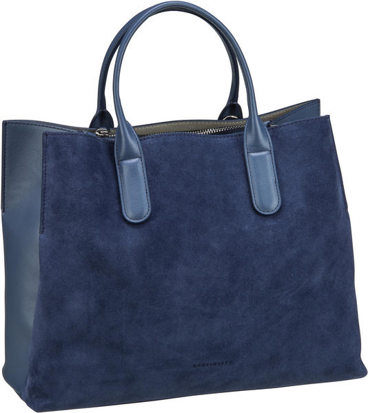 Coccinelle Sandy Bimaterial Ink Navy (E1-EO7-180101-B12)