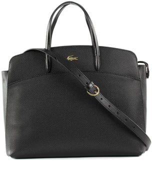 lacoste-chantaco-pique-leather-zip-pocket-tote-bag-nf2736ce-black