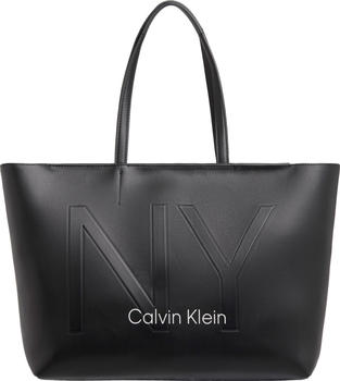 Calvin Klein CK Must PSP20 Medium Shopper (K60K606181-BDS)