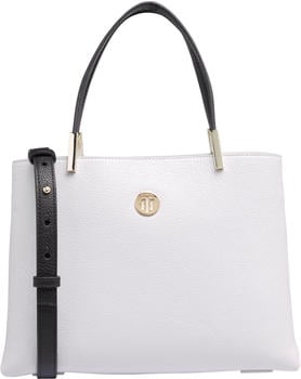 Tommy Hilfiger TH Core Medium Satchel white (AW0AW07685)