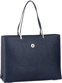 Tommy Hilfiger TH Core Tote Bag (AW0AW08095) sky captain