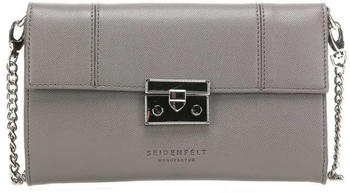 Seidenfelt Roros Clutch dark grey