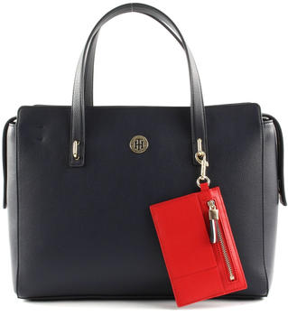 Tommy Hilfiger Charming Tommy Satchel Sky Captain (AW0AW08159)