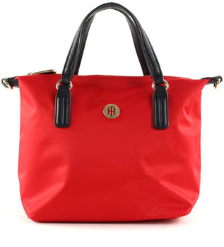 Tommy Hilfiger Poppy Small Tote Barbados Cherry (AW0AW07954)