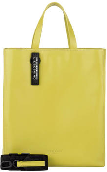 Liebeskind Paper Bag Tote M lemon