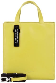 Liebeskind Paper Bag Tote S lemon