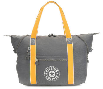 Kipling Art M dark Carbon yellow (KI2522)