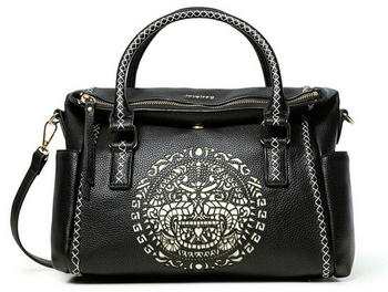 Desigual Tribal Loverty Hand Bag negro
